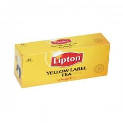 Lipton Yellow Label Tea - 25 bags