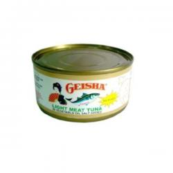 Geisha Light Meat Tuna