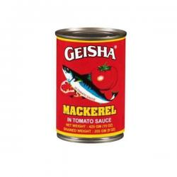 Geisha Pilchards - 425gm