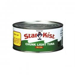 Starkist Chunk Light Tuna in Oil