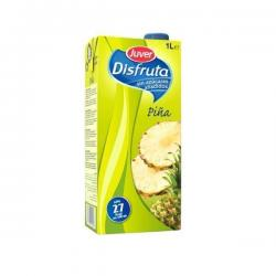 Juver Disfruta Light, Pineapple - 1 Litre