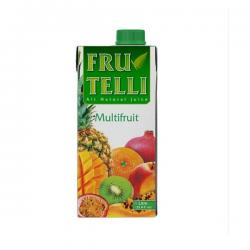 Frutelli Multifruit Juice 1L
