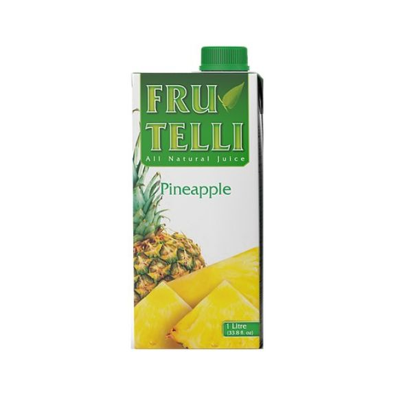 Frutelli Pineapple Juice 1L