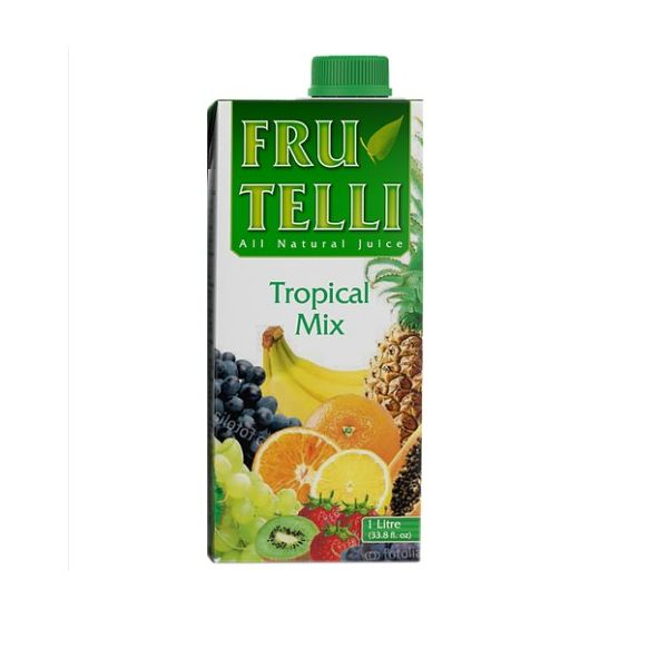 Frutelli Tropical Mix Juice 1L