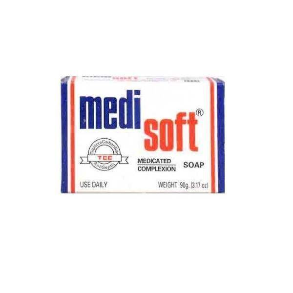 Medisoft Medicated Soap - 90g