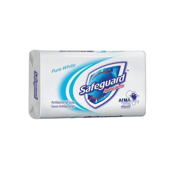 Safeguard Antibacterial Soap - Pure White