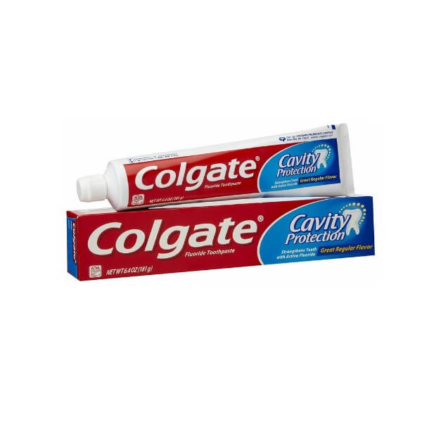 Colgate Regular Cavity Protection Toothpaste - 181g