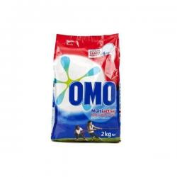 Omo Multiactive Hand Washing Powder - 2Kg